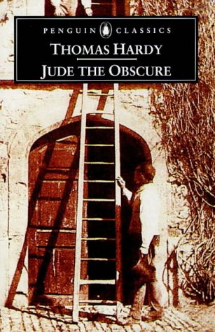 Jude the Obscure  2nd 1998 (Revised) 9780140435382 Front Cover