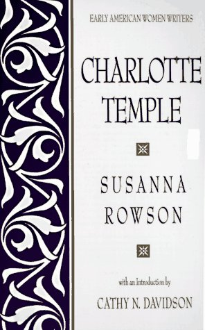 Charlotte Temple   1986 (Reprint) edition cover