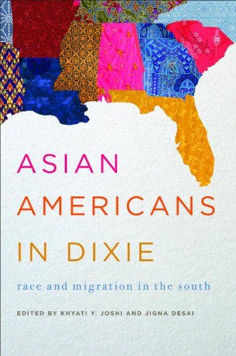 Asian Americans in Dixie Race and Migration in the South  2013 9780252079382 Front Cover
