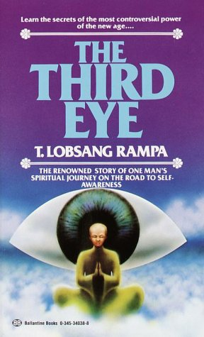 Third Eye  2nd 1986 edition cover