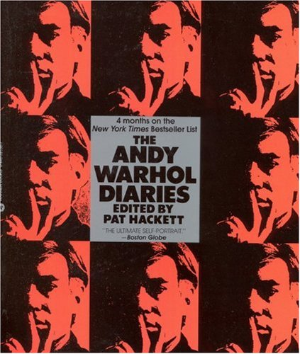 Andy Warhol Diaries  N/A edition cover