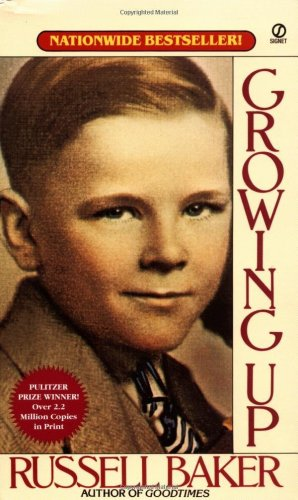 Growing Up   1984 edition cover