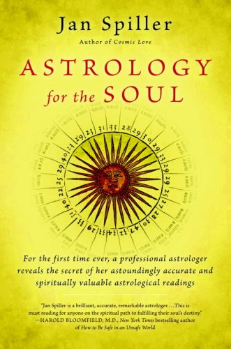 Astrology for the Soul   1997 edition cover
