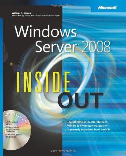 Windows Server� 2008   2008 edition cover