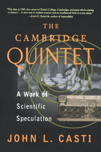 Cambridge Quintet A Work of Scientific Speculation N/A edition cover