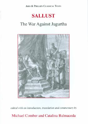 War Against Jugurtha   1997 edition cover