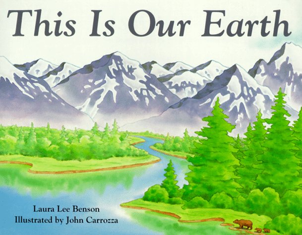 This Is Our Earth  Reprint  9780881068382 Front Cover