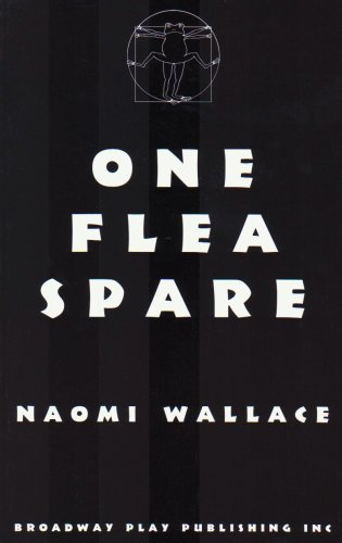 One Flea Spare: 1st 1997 edition cover