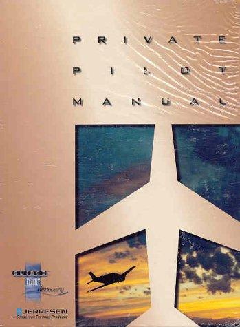 Private Pilot Manual   2004 edition cover