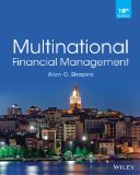 Multinational Financial Management  10th 2013 9781118572382 Front Cover