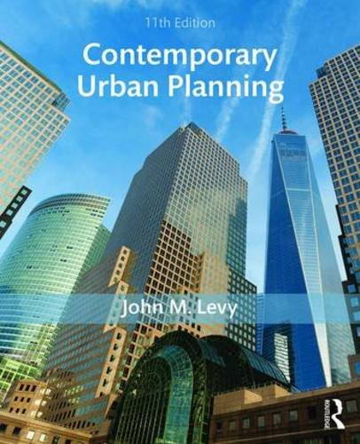 Contemporary Urban Planning  11th 2017 (Revised) 9781138666382 Front Cover