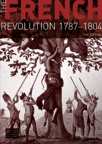 French Revolution, 1787-1804  2nd 2009 (Revised) edition cover