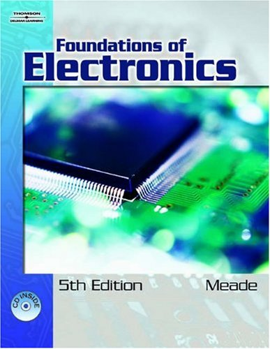 Foundations of Electronics  5th 2007 (Revised) edition cover