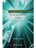 Foundations of Corporate Law:   2012 edition cover