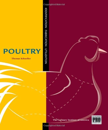Poultry Identification, Fabrication and Utilization  2010 (Guide (Instructor's)) edition cover