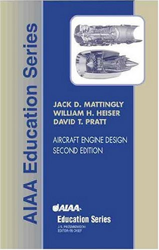 Aircraft Engine Design  2nd 2002 9781563475382 Front Cover