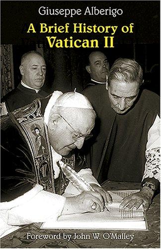 Brief History of Vatican II   2006 edition cover