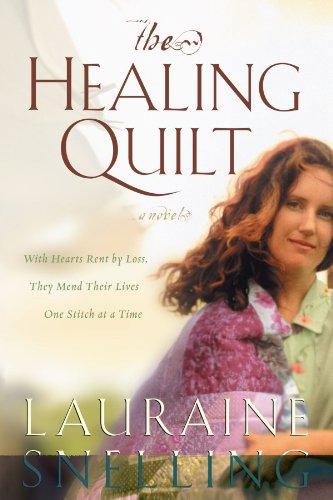 Healing Quilt   2002 9781578565382 Front Cover