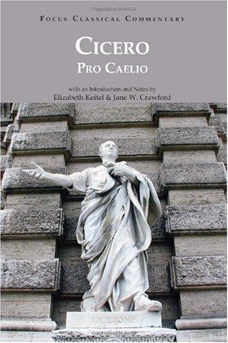 Pro Caelio   2010 edition cover