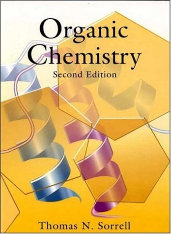 Organic Chemistry  2nd 2006 edition cover