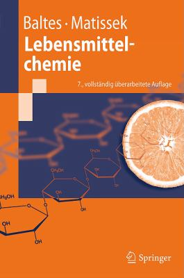 Lebensmittelchemie  7th 2011 edition cover
