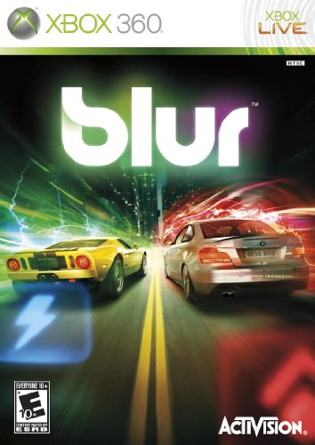Blur - Xbox 360 Xbox 360 artwork