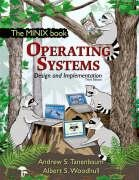 Operating Systems Design and Implementation 3rd 2006 (Revised) edition cover