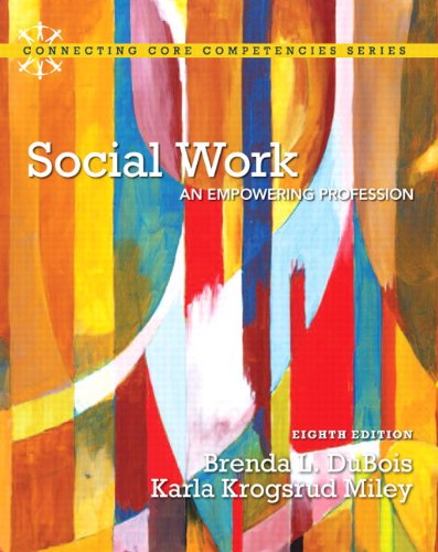 Social Work An Empowering Profession 8th 2014 edition cover