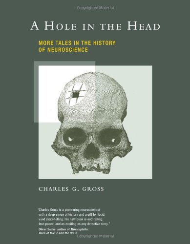Hole in the Head More Tales in the History of Neuroscience  2010 9780262013383 Front Cover