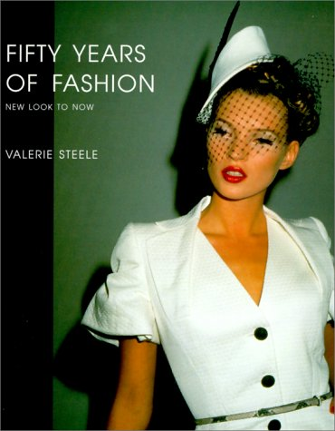 Fifty Years of Fashion New Look to Now  2000 edition cover