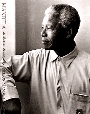 Mandela An Illustrated Autobiography Abridged edition cover