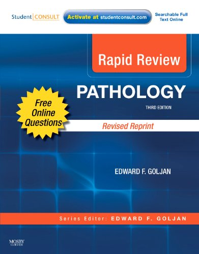 Rapid Review Pathology Revised Reprint With STUDENT CONSULT Online Access 3rd 2011 edition cover