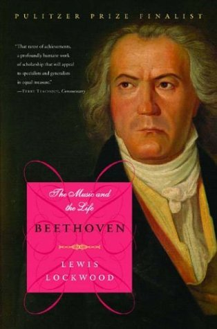 Beethoven The Music and Life  2003 edition cover
