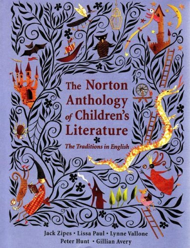 Norton Anthology of Children's Literature The Traditions in English  2004 9780393975383 Front Cover
