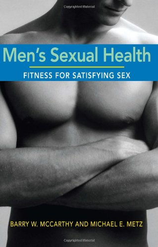 Men's Sexual Health Fitness for Satisfying Sex  2008 edition cover