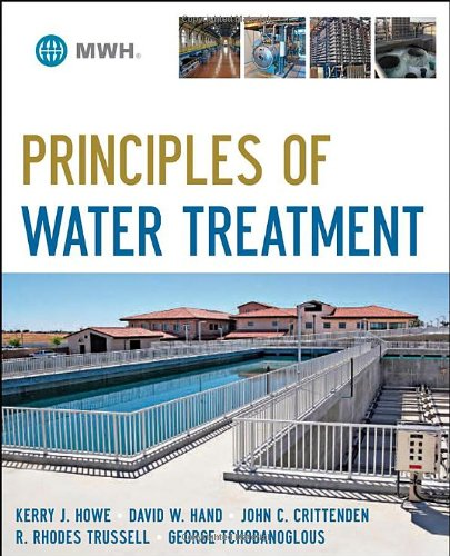 Principles of Water Treatment  3rd 2013 edition cover
