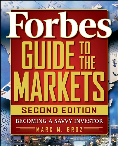 Forbes Guide to the Markets Becoming a Savvy Investor 2nd 2009 9780470463383 Front Cover