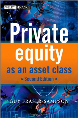 Private Equity As an Asset Class  2nd 2010 edition cover