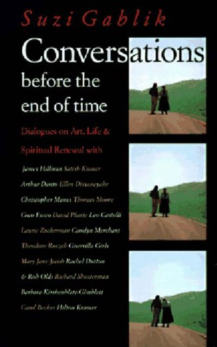 Conversations Before the End of Time   1998 (Reprint) 9780500278383 Front Cover