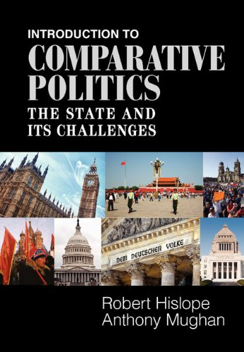Introduction to Comparative Politics The State and Its Challenges  2012 edition cover