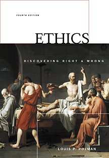 Ethics Discovering Right and Wrong 4th 2002 9780534561383 Front Cover
