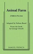 Animal Farm  N/A 9780573605383 Front Cover