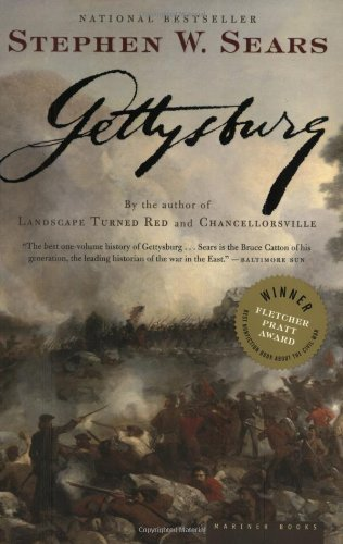 Gettysburg   2004 edition cover