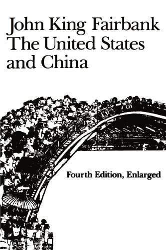 United States and China  4th 1983 (Revised) edition cover