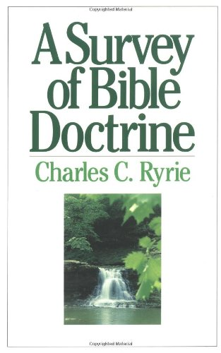 Survey of Bible Doctrine  N/A edition cover
