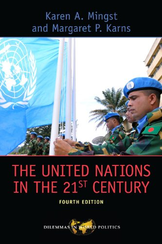 United Nations in the 21st Century  4th 2011 edition cover