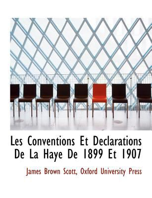 Conventions et Déclarations de la Haye de 1899 Et 1907 N/A 9781115279383 Front Cover