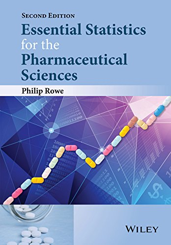 Essential Statistics for the Pharmaceutical Sciences  2nd 2015 9781118913383 Front Cover
