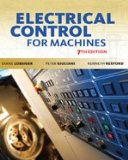 Electrical Control for Machines:   2015 edition cover
