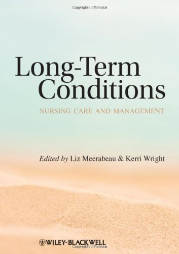 Long-Term Conditions Nursing Care and Management  2011 edition cover